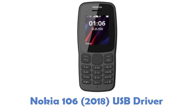 Nokia 106 (2018) USB Driver
