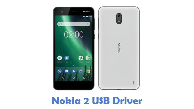 Nokia 2 USB Driver