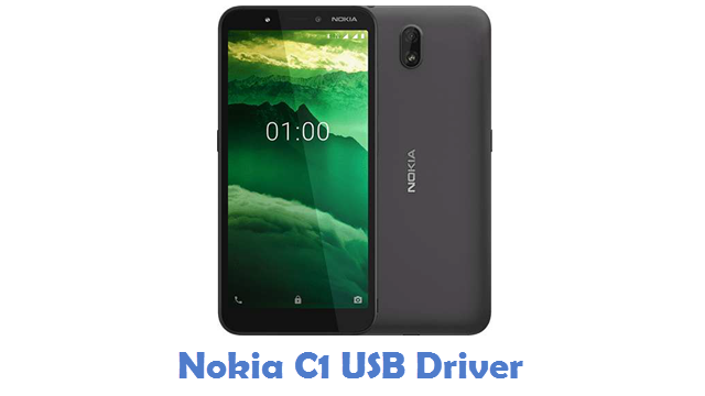 Nokia C1 USB Driver