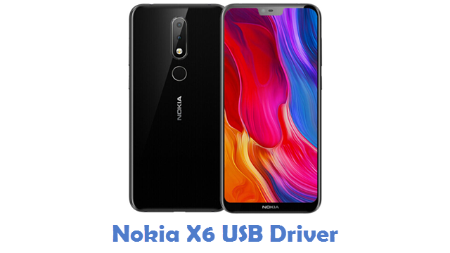 Nokia X6 USB Driver
