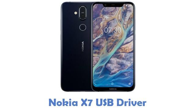 Nokia X7 USB Driver