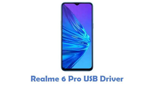 Realme 6 Pro USB Driver