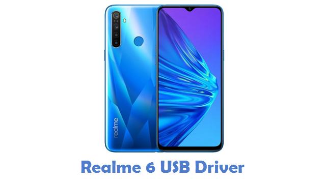 Realme 6 USB Driver