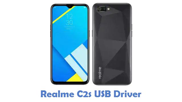 Realme C2s USB Driver