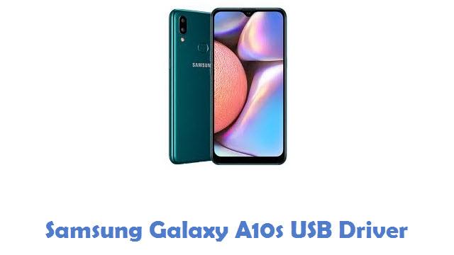 Samsung Galaxy A10s USB Driver