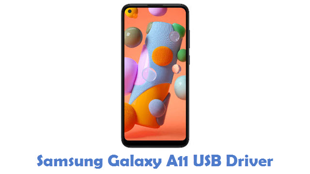 Samsung Galaxy A11 USB Driver