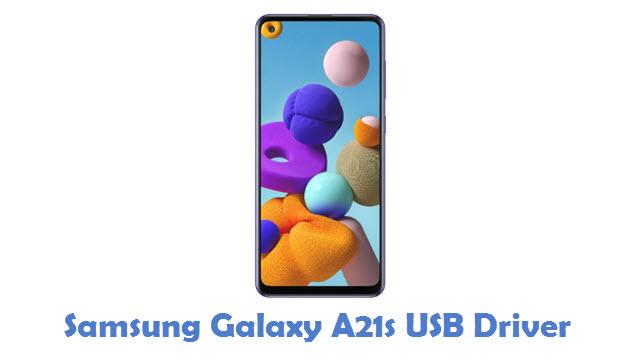 Samsung Galaxy A21s USB Driver