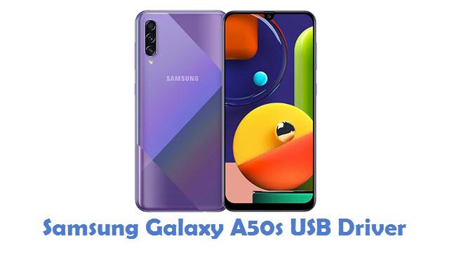 Samsung Galaxy A50s USB Driver
