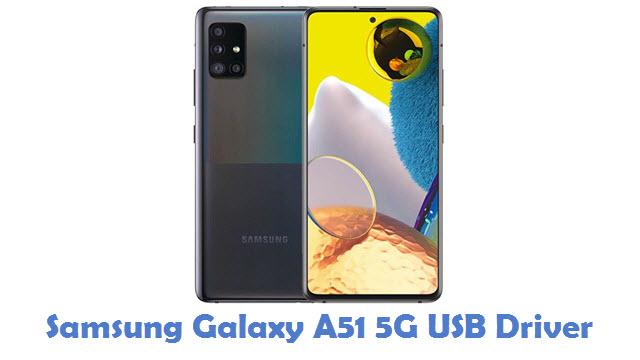 Samsung Galaxy A51 5G USB Driver