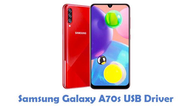Samsung Galaxy A70s USB Driver