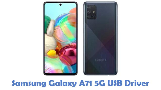 Samsung Galaxy A71 5G USB Driver