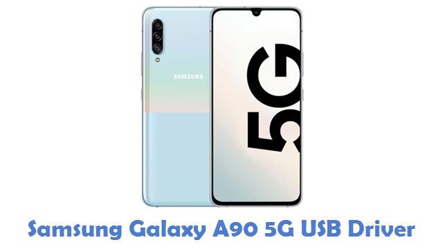 Samsung Galaxy A90 5G USB Driver