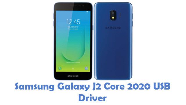 Samsung Galaxy J2 Core 2020 USB Driver