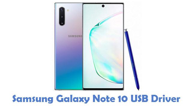 Samsung Galaxy Note 10 USB Driver