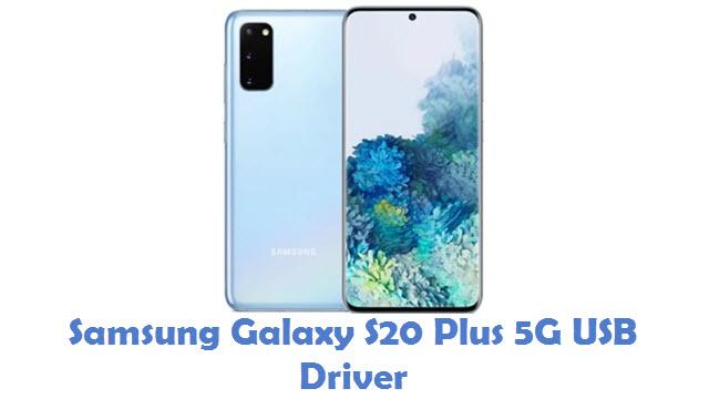 Samsung Galaxy S20 Plus 5G USB Driver