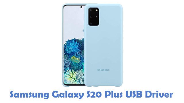 Samsung Galaxy S20 Plus USB Driver