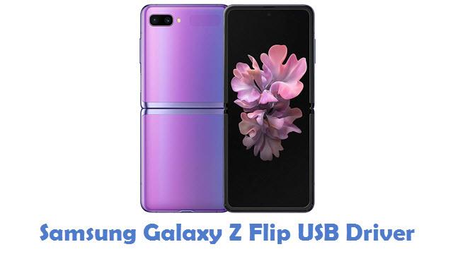 Samsung Galaxy Z Flip USB Driver