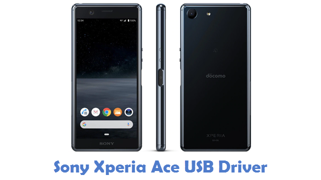 Sony Xperia Ace USB Driver