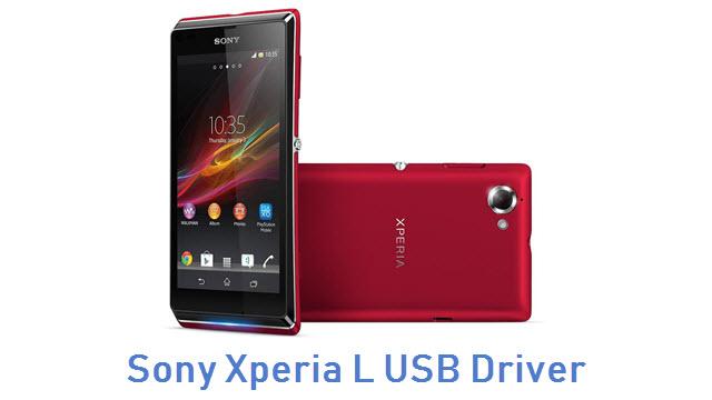 Sony Xperia L USB Driver