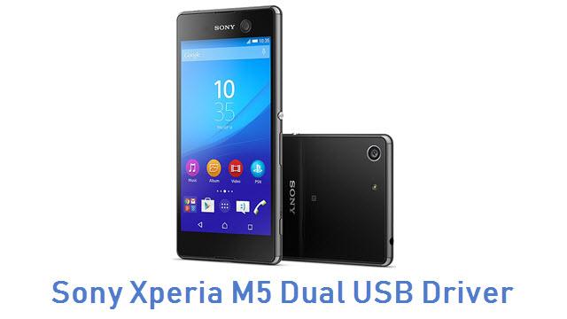 Sony Xperia M5 Dual USB Driver