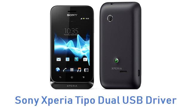 Sony Xperia Tipo Dual USB Driver