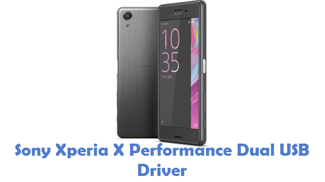Sony Xperia X Performance Dual USB Driver