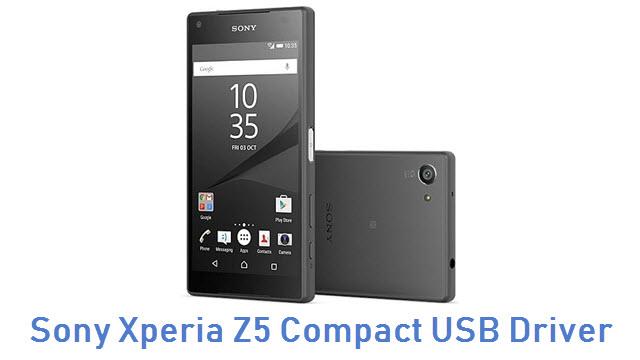 Sony Xperia Z5 Compact USB Driver