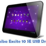 Toshiba Excite 10 SE USB Driver