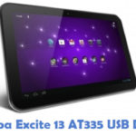 Toshiba Excite 13 AT335 USB Driver