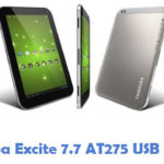 Toshiba Excite 7.7 AT275 USB Driver