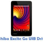 Toshiba Excite Go USB Driver