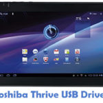 Toshiba Thrive USB Driver
