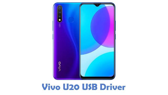 Vivo U20 USB Driver