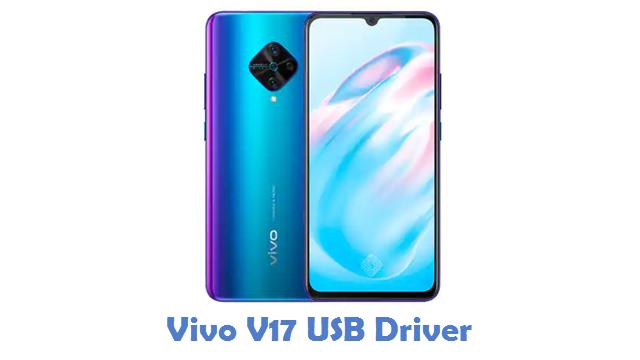 Vivo V17 USB Driver