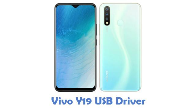 Vivo Y19 USB Driver