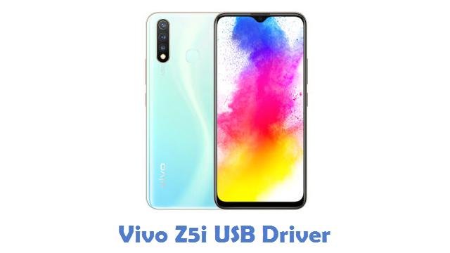 Vivo Z5i USB Driver