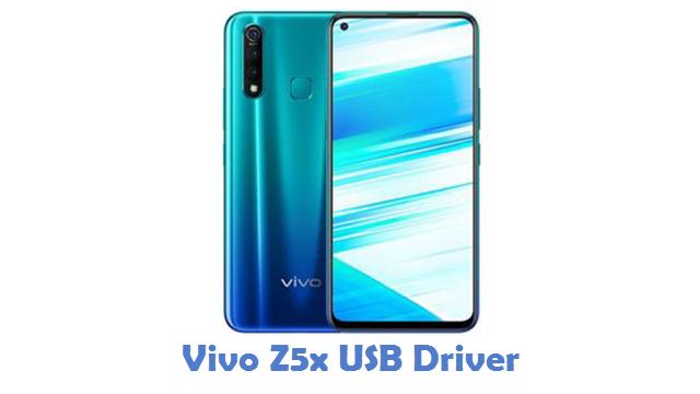 Vivo Z5x USB Driver