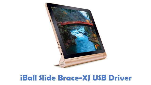 iBall Slide Brace-XJ USB Driver