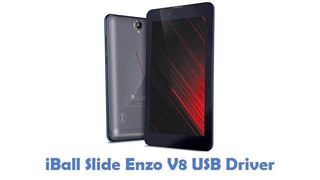 iBall Slide Enzo V8 USB Driver