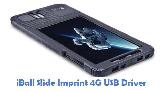 iBall Slide Imprint 4G USB Driver