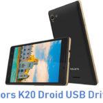 Colors K20 Droid USB Driver