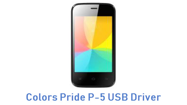 Colors Pride P-5 USB Driver