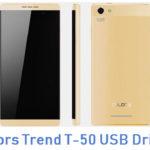 Colors Trend T-50 USB Driver