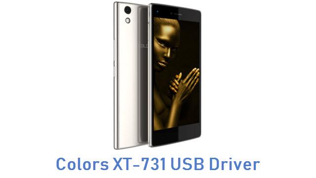 Colors XT-731 USB Driver