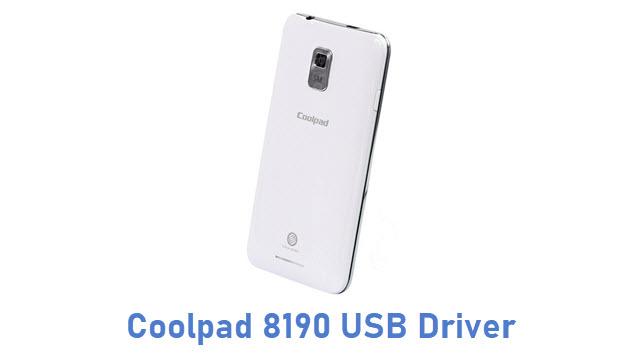 Coolpad 8190 USB Driver