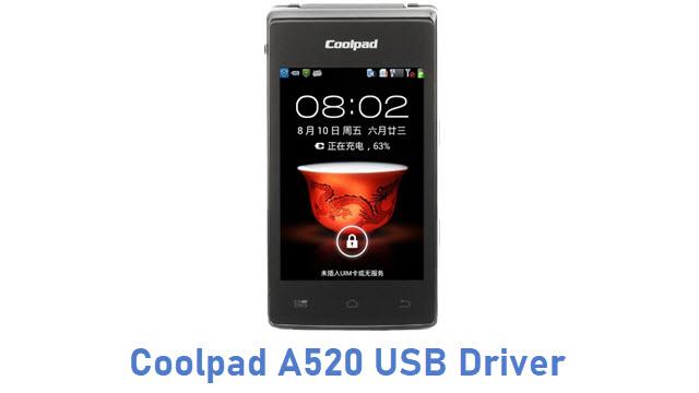 Coolpad A520 USB Driver