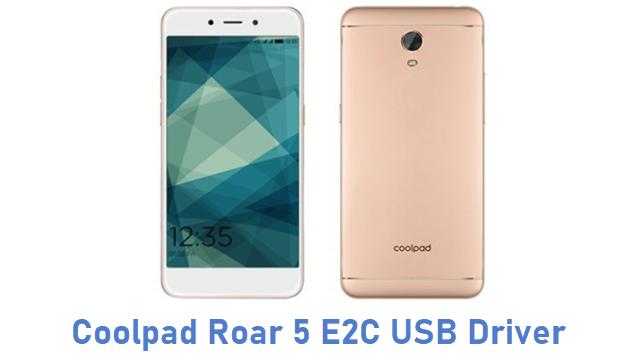 Coolpad Roar 5 E2C USB Driver
