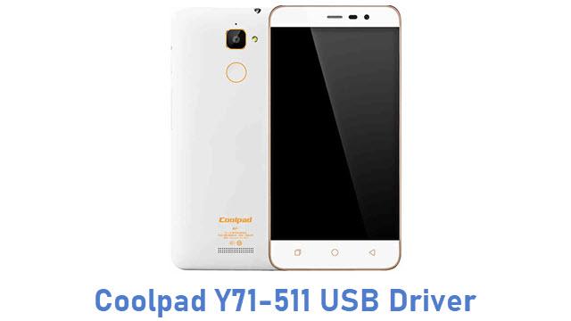 Coolpad Y71-511 USB Driver