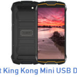 Cubot King Kong Mini USB Driver