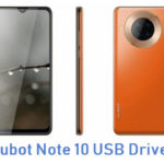 Cubot Note 10 USB Driver